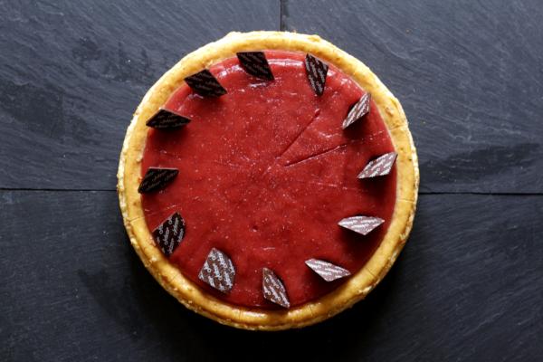 NY Cheesecake_erdbeer_torte_sommertorte_bäckerei_konditorei_basel