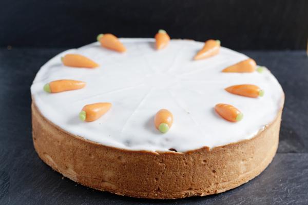 Torte Karotte_Bäckerei_Konditorei_Basel_Café_Confiserie_Feinbäckerei_Catering_Apéro