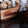 Torte Schokomousse_Bäckerei_Konditorei_Basel_Café_Confiserie_Feinbäckerei_Catering_Apéro